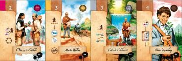 Des cartes goodies pour Lewis & Clark