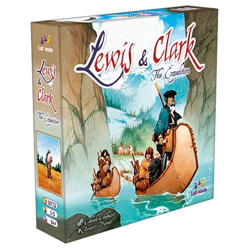 Lewis and Clark -  Asmodee