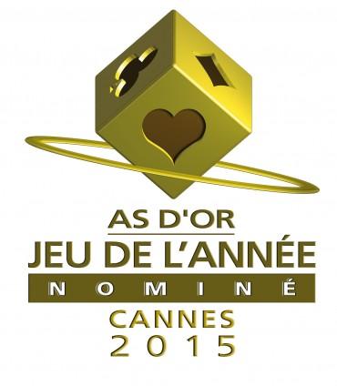 """Colt Express, a nominee for the """"As d'Or – jeu de l'année 2015″"""