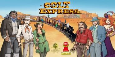 Jouer autrement à Colt Express