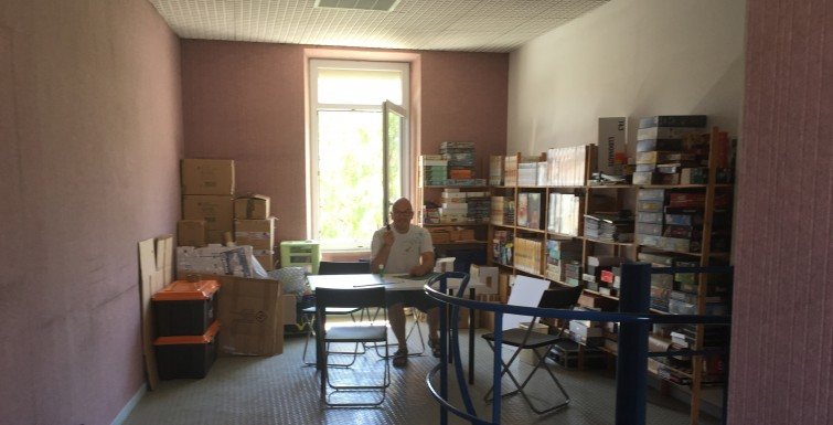 We moved in a new office!