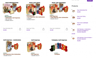 The pre-orders for Essen are open