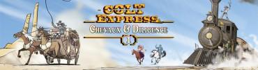 Une petite vidéo pour Colt Express