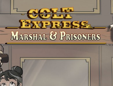 Colt Express – Marshal & Prisonniers
