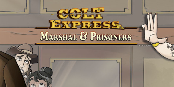Colt Express – Marshal & Prisoners