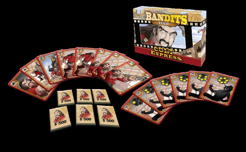 Tuco: Colt Express Bandits Expansion  -  Asmodee