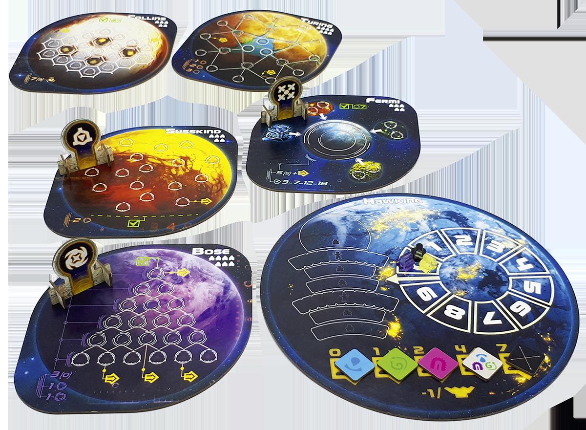 Space Gate Odyssey Ludonaute Les Explorateurs Ludiques